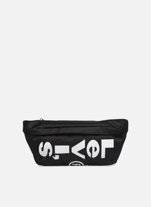 Handtaschen Levi's Banana Sling schwarz detaillierte ansicht/modell