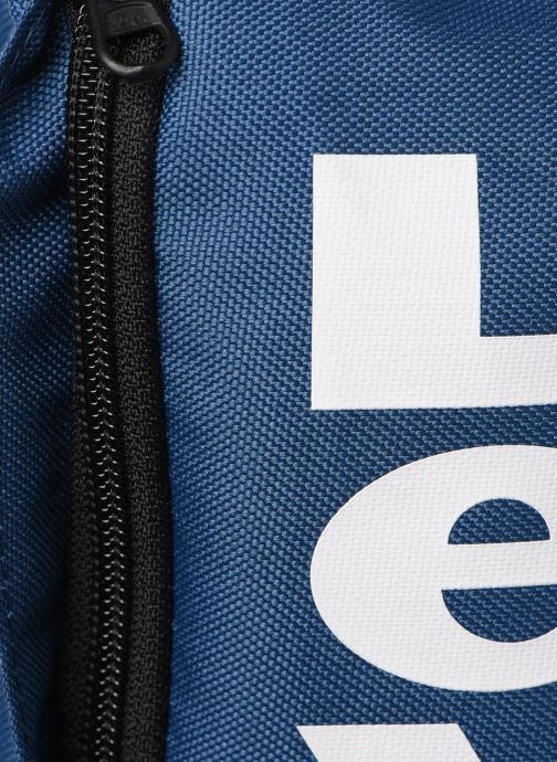 Portemonnaies & Clutches Levi's Banana Sling blau ansicht von links