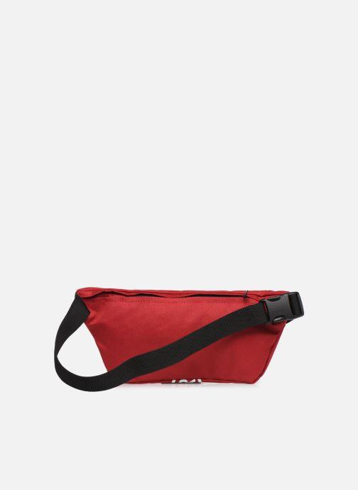 Bolsos de mano Levi's Banana Sling Rojo vista de frente
