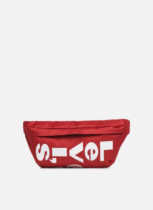 Bolsos de mano Levi's Banana Sling Rojo vista de detalle / par