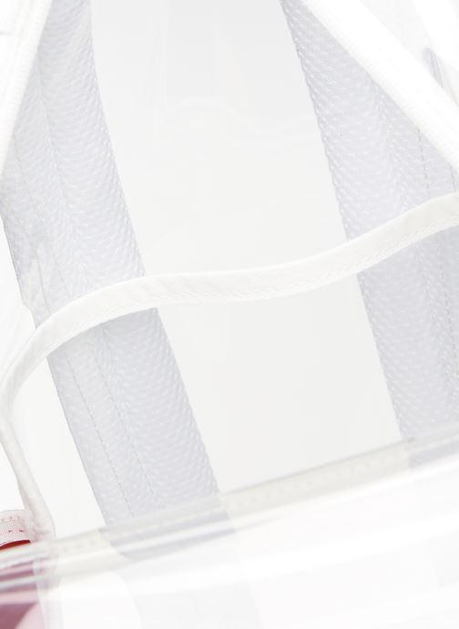 Rucksäcke Levi's The Levi's L Pack Mini Clear weiß ansicht von hinten
