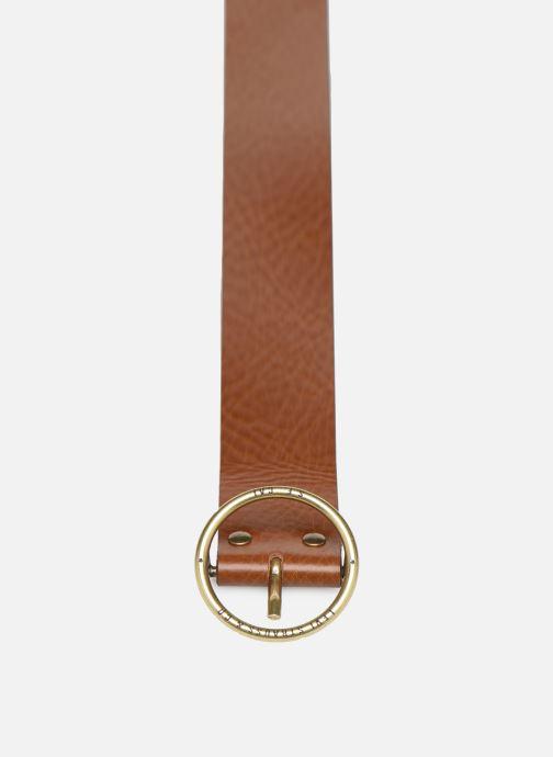 Cinture Levi's Athena Marrone modello indossato