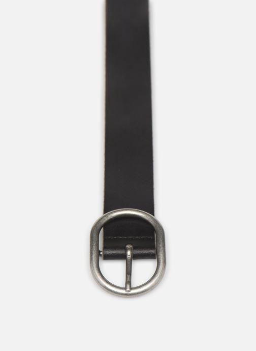Cinture Levi's Calneva Nero modello indossato
