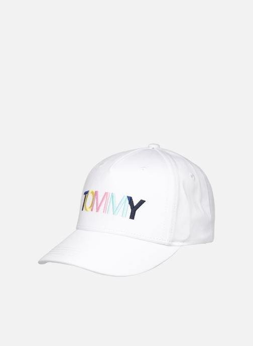 Cap Tommy Hilfiger Collège White detailed view/ Pair view