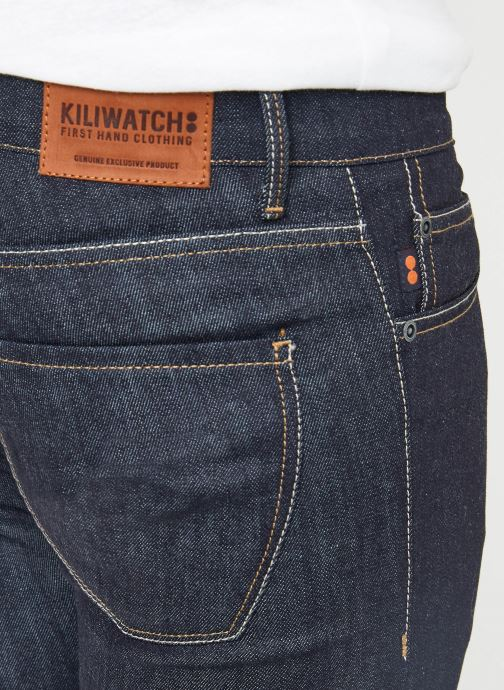 Vêtements Kiliwatch JAGGER L32 Bleu vue face