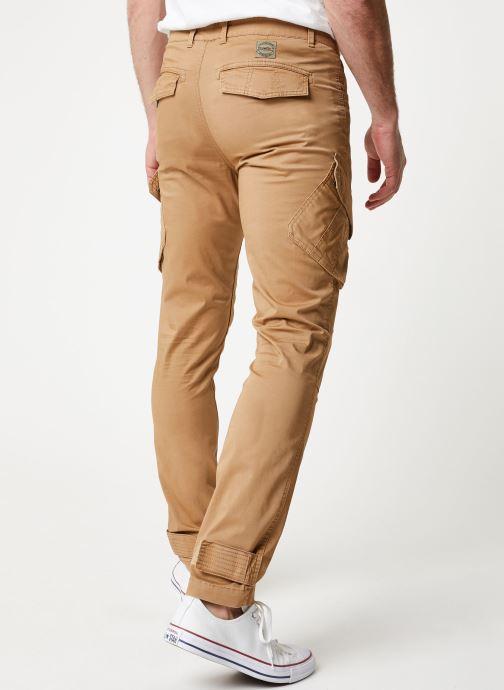 Vêtements Kiliwatch PTL-DANANGX3 Beige vue portées chaussures