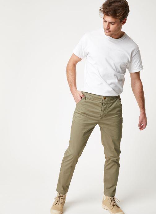 Vêtements Kiliwatch PTL-BIEVER Vert vue bas / vue portée sac