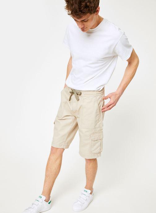 Vêtements Kiliwatch SH-TANCOQ Beige vue bas / vue portée sac