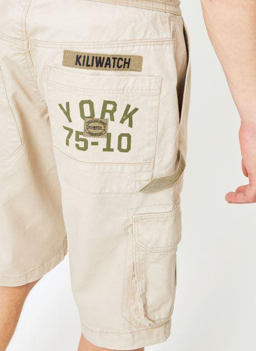 Vêtements Kiliwatch SH-TANCOQ Beige vue face