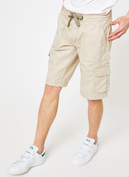 Vêtements Kiliwatch SH-TANCOQ Beige vue détail/paire