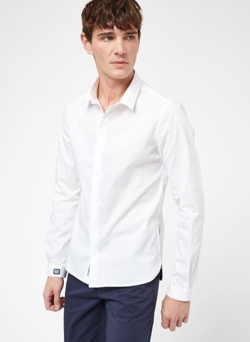 Vêtements Kiliwatch C-GAETAN ML Blanc vue droite