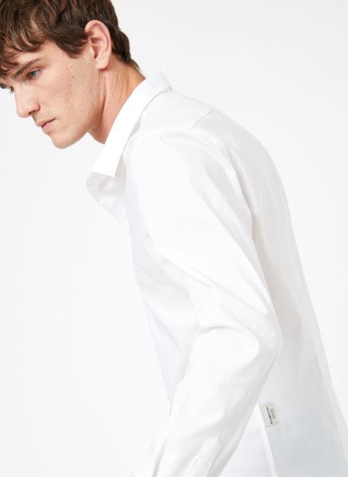 Vêtements Kiliwatch C-GAETAN ML Blanc vue détail/paire
