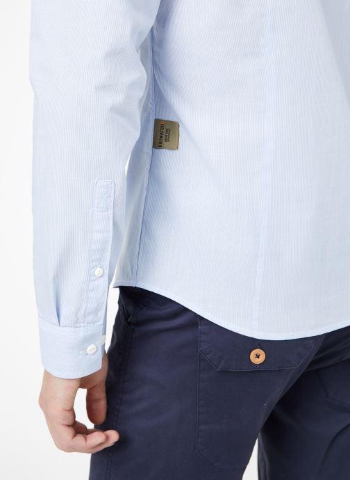 Vêtements Kiliwatch C-BAYONG ML Bleu vue face