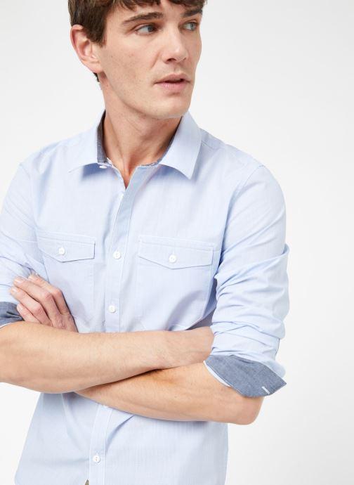 Vêtements Kiliwatch C-BAYONG ML Bleu vue détail/paire