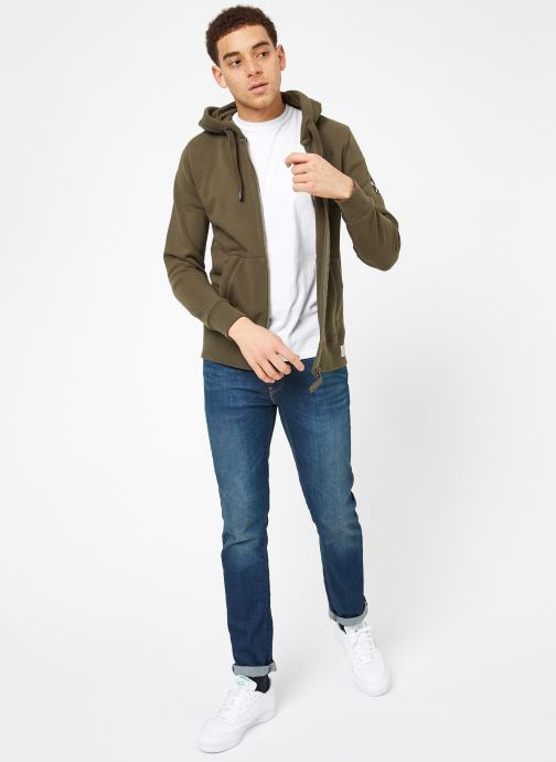 Vêtements Kiliwatch G-MELFORT Vert vue bas / vue portée sac