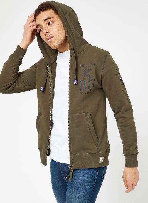 Vêtements Kiliwatch G-MELFORT Vert vue droite