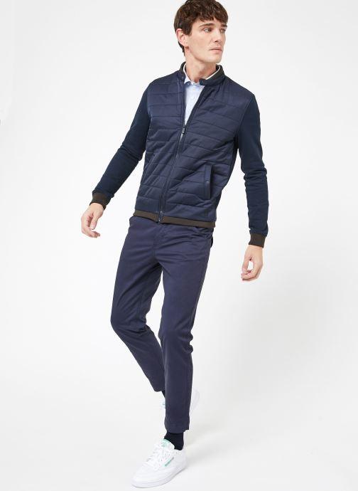 Vêtements Kiliwatch B-WONDER Bleu vue bas / vue portée sac