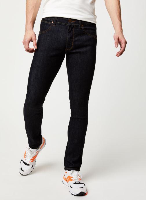 Vêtements Wrangler LARSTON Noir vue détail/paire