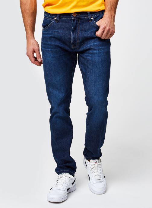 Vêtements Wrangler LARSTON Bleu vue détail/paire