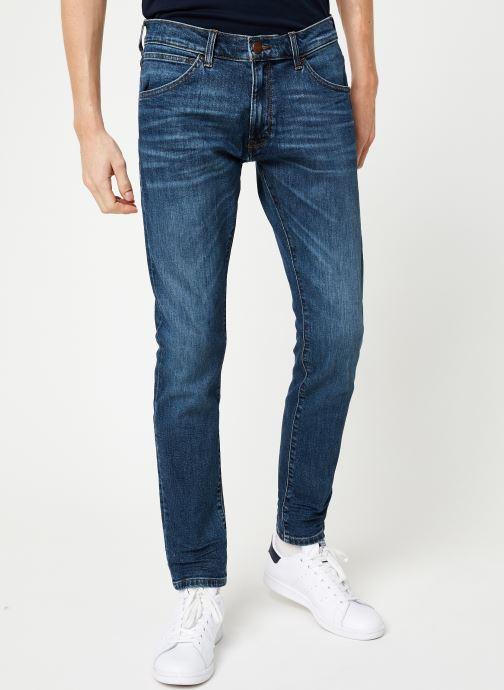 Vêtements Wrangler BRYSON Bleu vue détail/paire