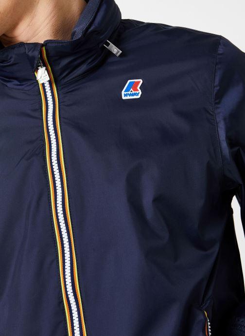 K-Way AMAURY NYLON JERSEY (Bleu) - Vêtements chez Sarenza (431248)