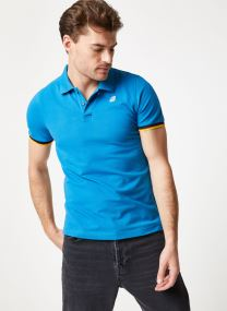 VINCENT CONTRAST POLO