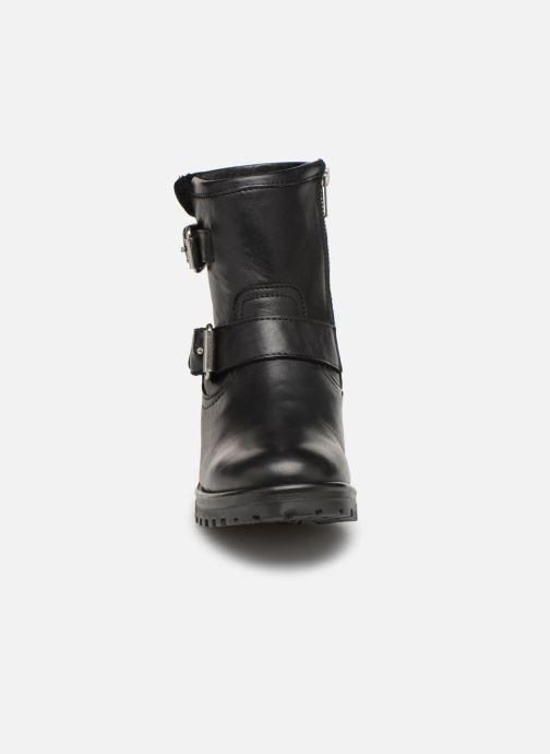 Bottines et boots Steve Madden Gain Ankleboot Noir vue portées chaussures