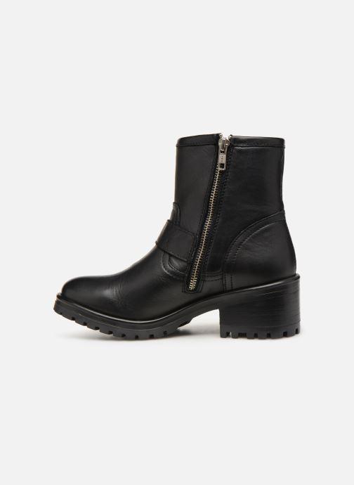 Bottines et boots Steve Madden Gain Ankleboot Noir vue face