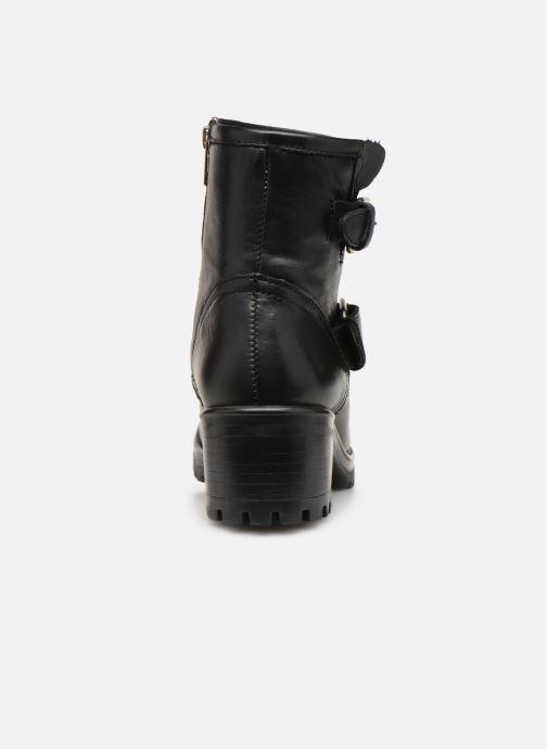 Bottines et boots Steve Madden Gain Ankleboot Noir vue droite