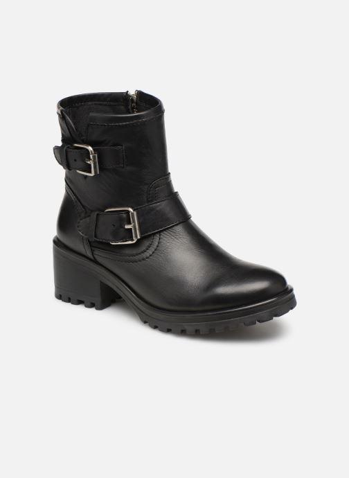 Bottines et boots Steve Madden Gain Ankleboot Noir vue détail/paire