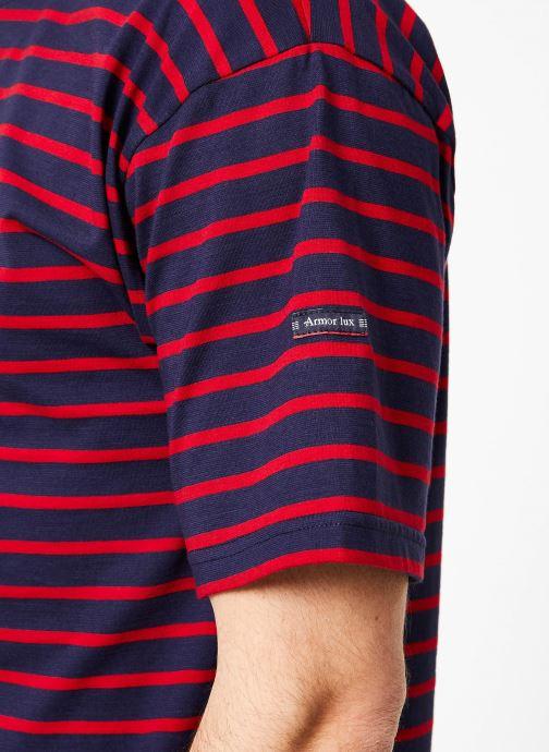 Kläder Armor Lux Marinière Théviec Blå bild från framsidan