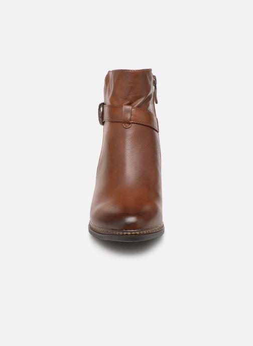 Bottines et boots Laura Vita Agathe 69 Marron vue portées chaussures