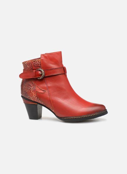 Bottines et boots Laura Vita AGATHE 69 Rouge vue derrière
