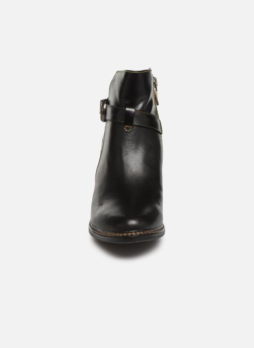 Bottines et boots Laura Vita Agathe 69 Noir vue portées chaussures