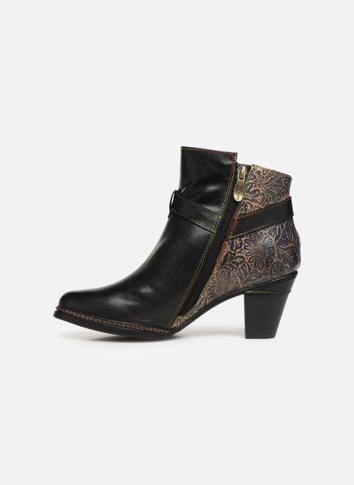 Boots en enkellaarsjes Laura Vita Agathe 69 Zwart voorkant
