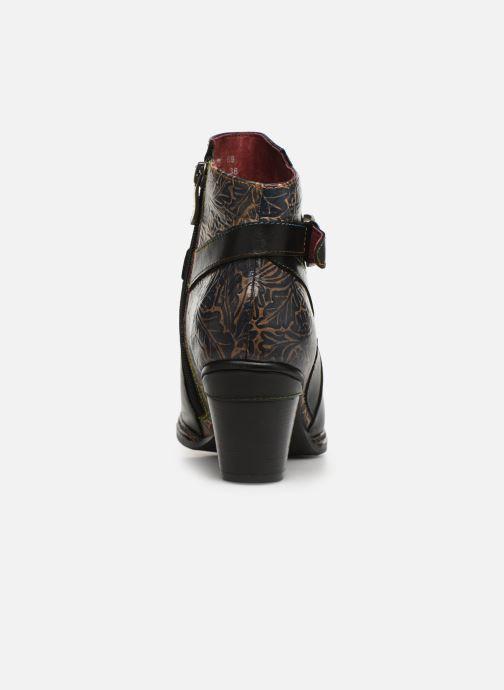 Boots en enkellaarsjes Laura Vita Agathe 69 Zwart rechts
