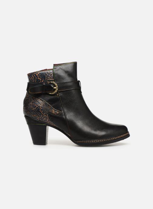 Boots en enkellaarsjes Laura Vita Agathe 69 Zwart achterkant