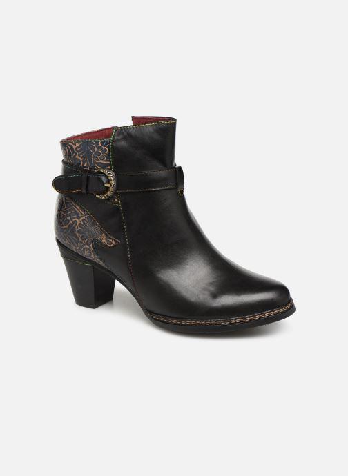 Boots en enkellaarsjes Laura Vita Agathe 69 Zwart detail