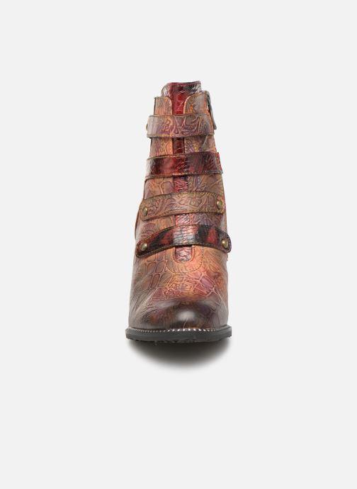 Boots Laura Vita ALBANE 16 Vinröd bild av skorna på