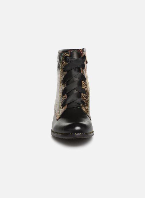 Stiefeletten & Boots Laura Vita ALICE 10 schwarz schuhe getragen