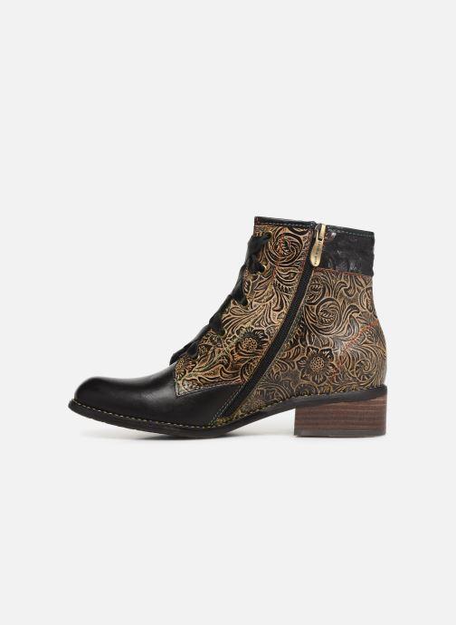 Stiefeletten & Boots Laura Vita ALICE 10 schwarz ansicht von vorne