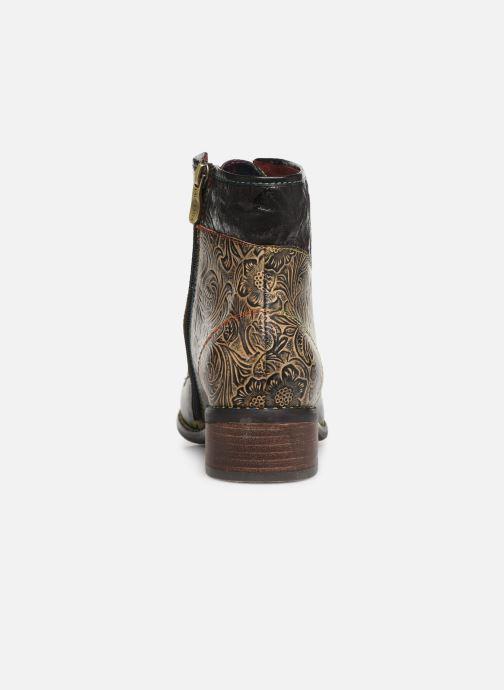 Stiefeletten & Boots Laura Vita ALICE 10 schwarz ansicht von rechts