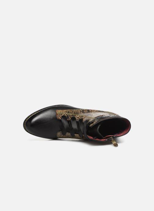 Stiefeletten & Boots Laura Vita ALICE 10 schwarz ansicht von links