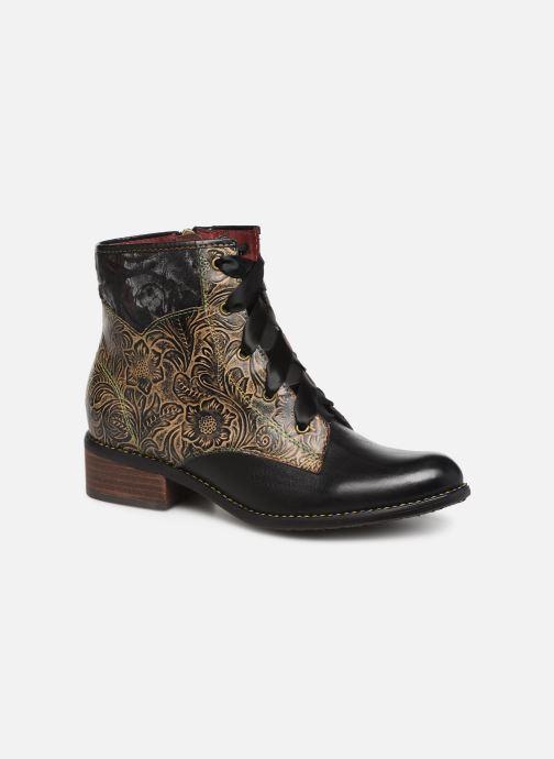 Stiefeletten & Boots Laura Vita ALICE 10 schwarz detaillierte ansicht/modell