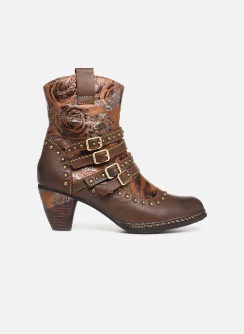 Bottines et boots Laura Vita ALIZEE 038 Marron vue derrière