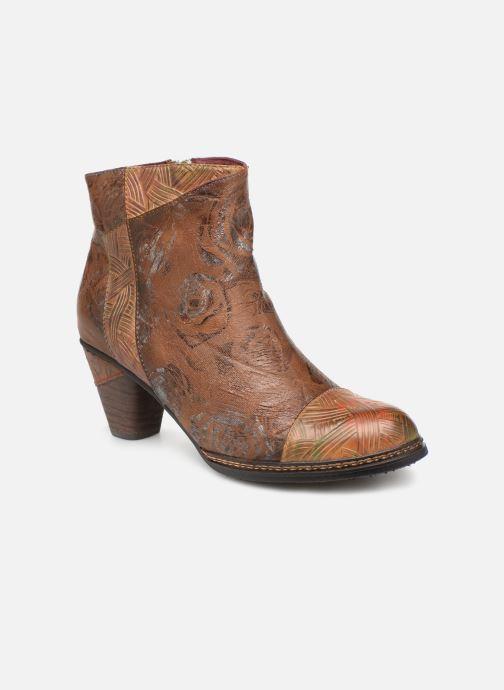 Bottines et boots Laura Vita Alizee 068 Marron vue détail/paire