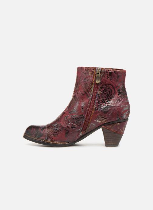 Bottines et boots Laura Vita Alizee 068 Bordeaux vue face