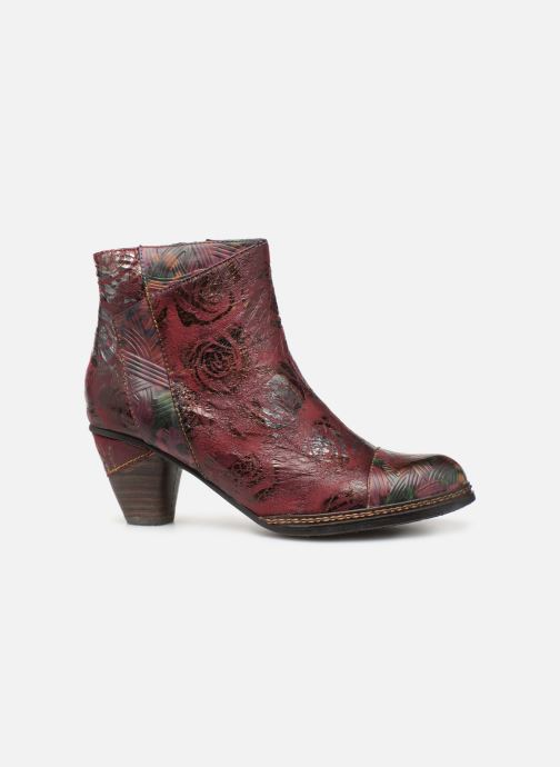 Bottines et boots Laura Vita Alizee 068 Bordeaux vue derrière