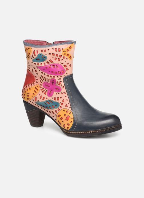 Ankelstøvler Laura Vita CAROLE 20 Multi detaljeret billede af skoene
