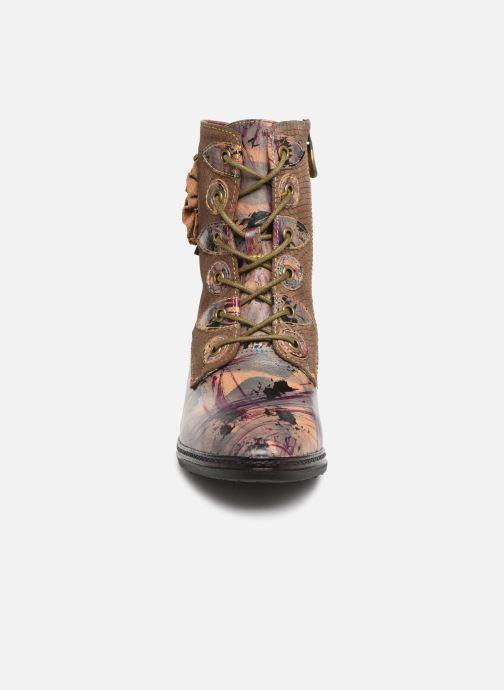 Bottines et boots Laura Vita CLARA 11 Marron vue portées chaussures